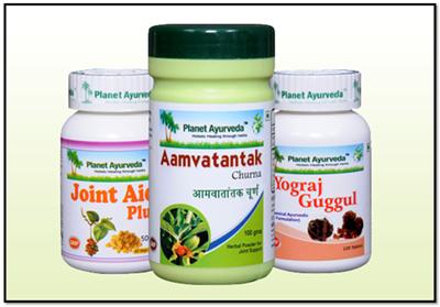 Osteoarthritis Herbal Cure Pack