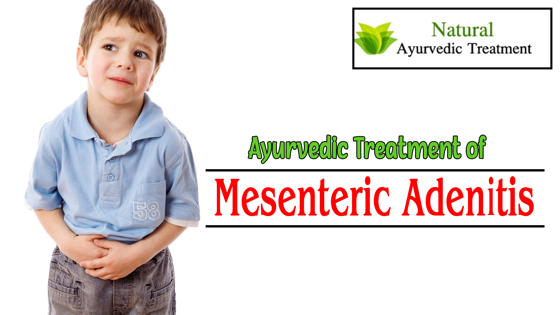 Ayurvedic Treatment for Mesenteric Adenitis - Symptoms & Herbal Remedies