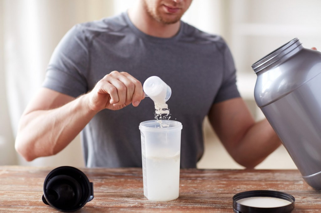 Don't Eat Supplements Containing Creatine