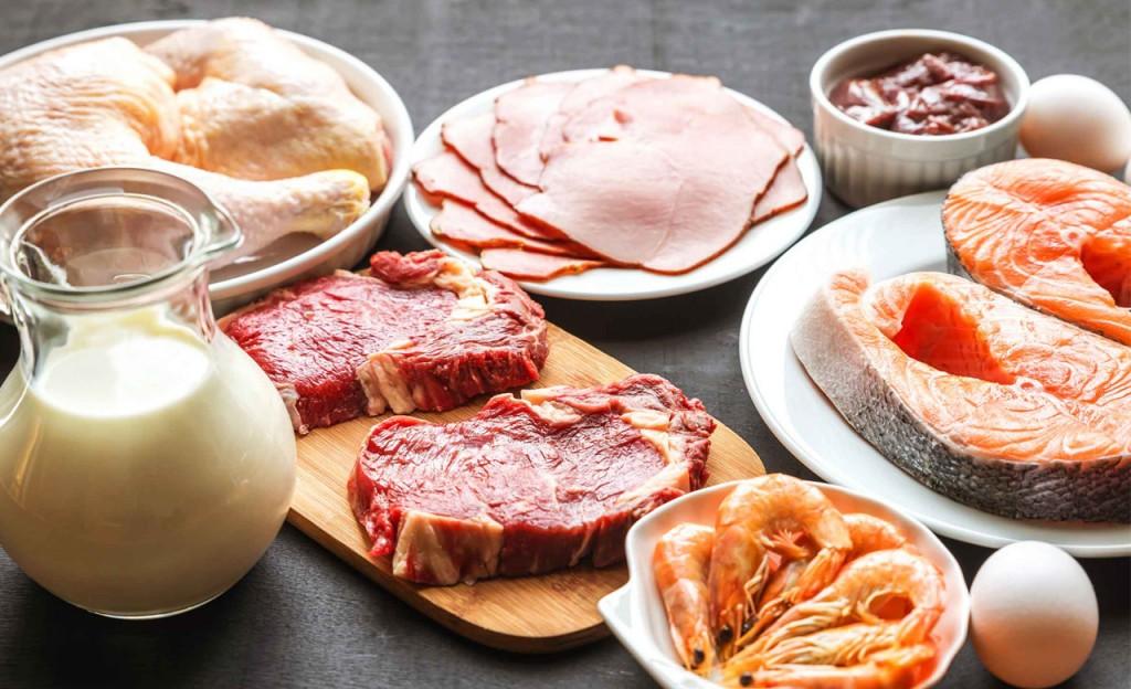 Vitamin B-12 Rich Food