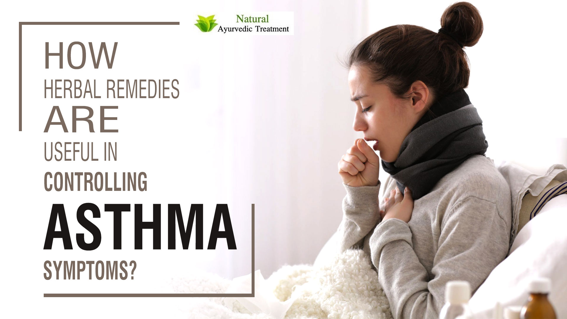 How Herbal Remedies are Useful in Controlling Asthma Symptoms?