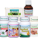 Natural Treatment of Recurrent Furunculosis - Skin Care Pack
