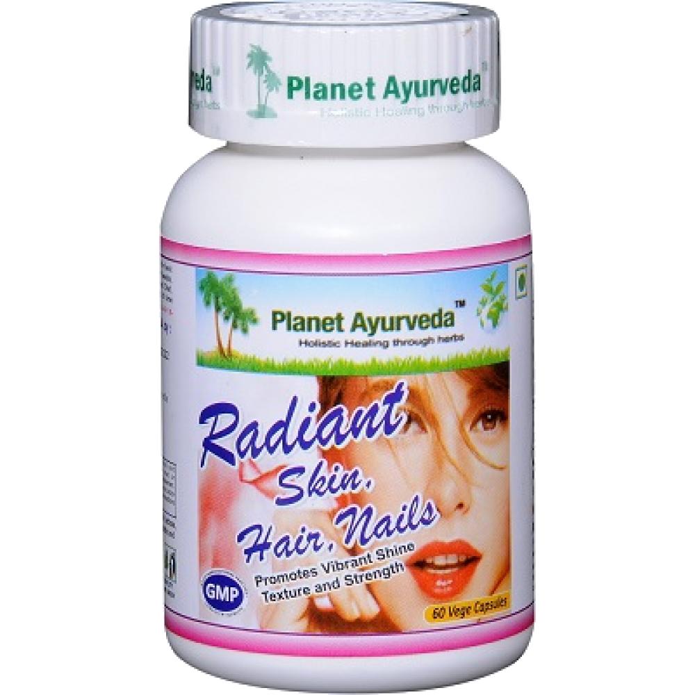 Radiant Skin Hair Nails Formula