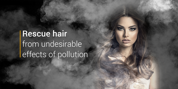 Hair Care From Pollution