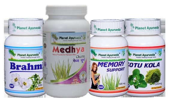 Herbal Supplements for Alzheimer's disease