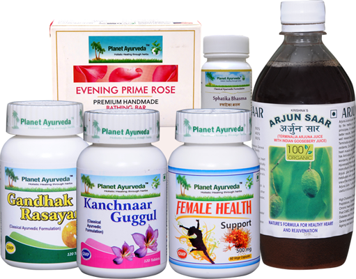Herbal Supplements- for Bartholin's Cyst