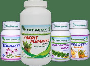 Herbal Supplements for  Hepatitis C