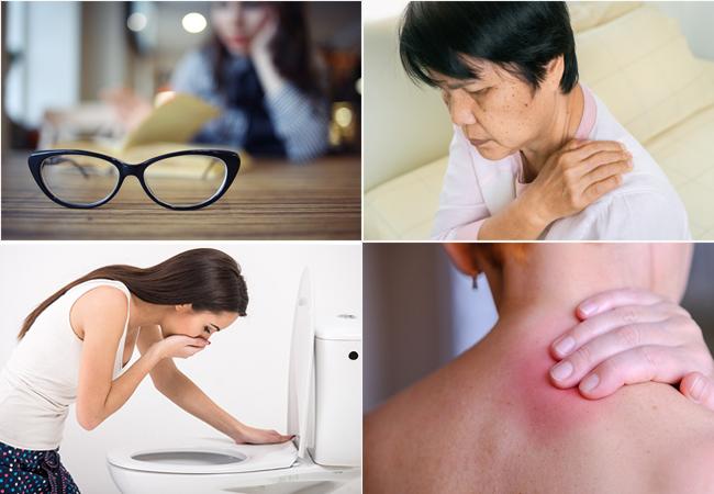 Sign and Symptoms MOG Antiboy Disease