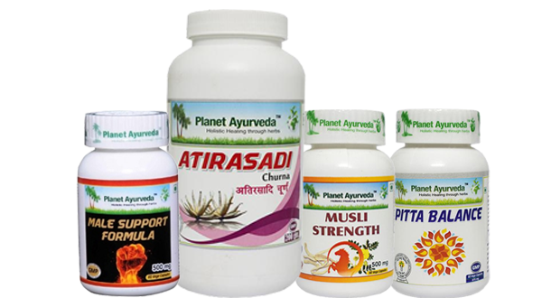 Herbal Supplements for Astheno Teratozoospermia