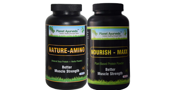 Herbal Supplements for Gym Goers