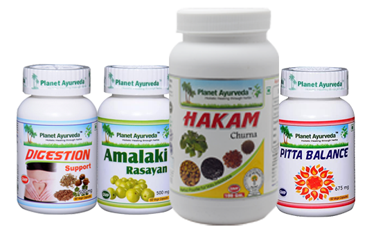 Herbal Supplements for Stomach Problems