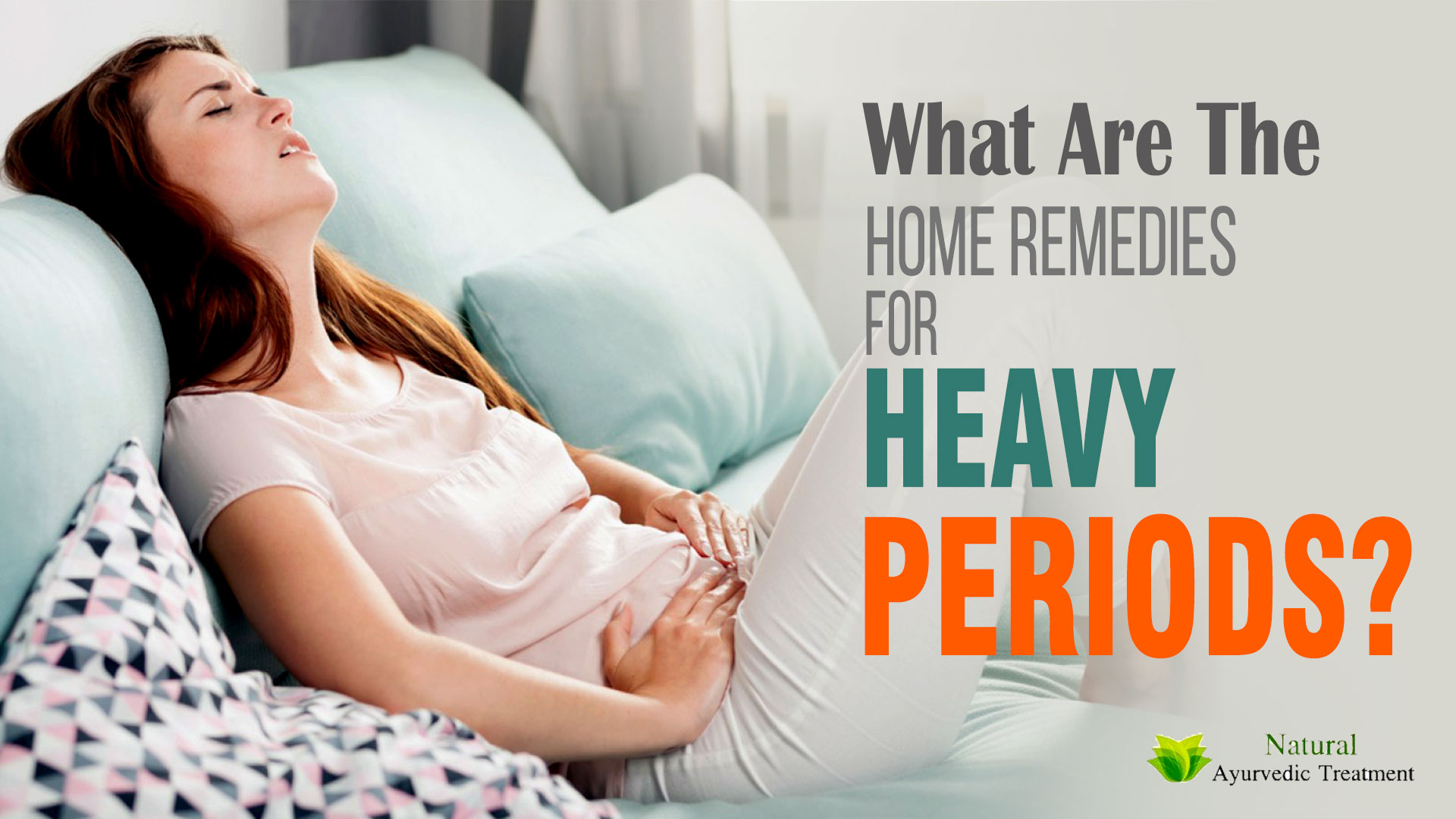 What are the Home Remedies for Heavy Periods ?