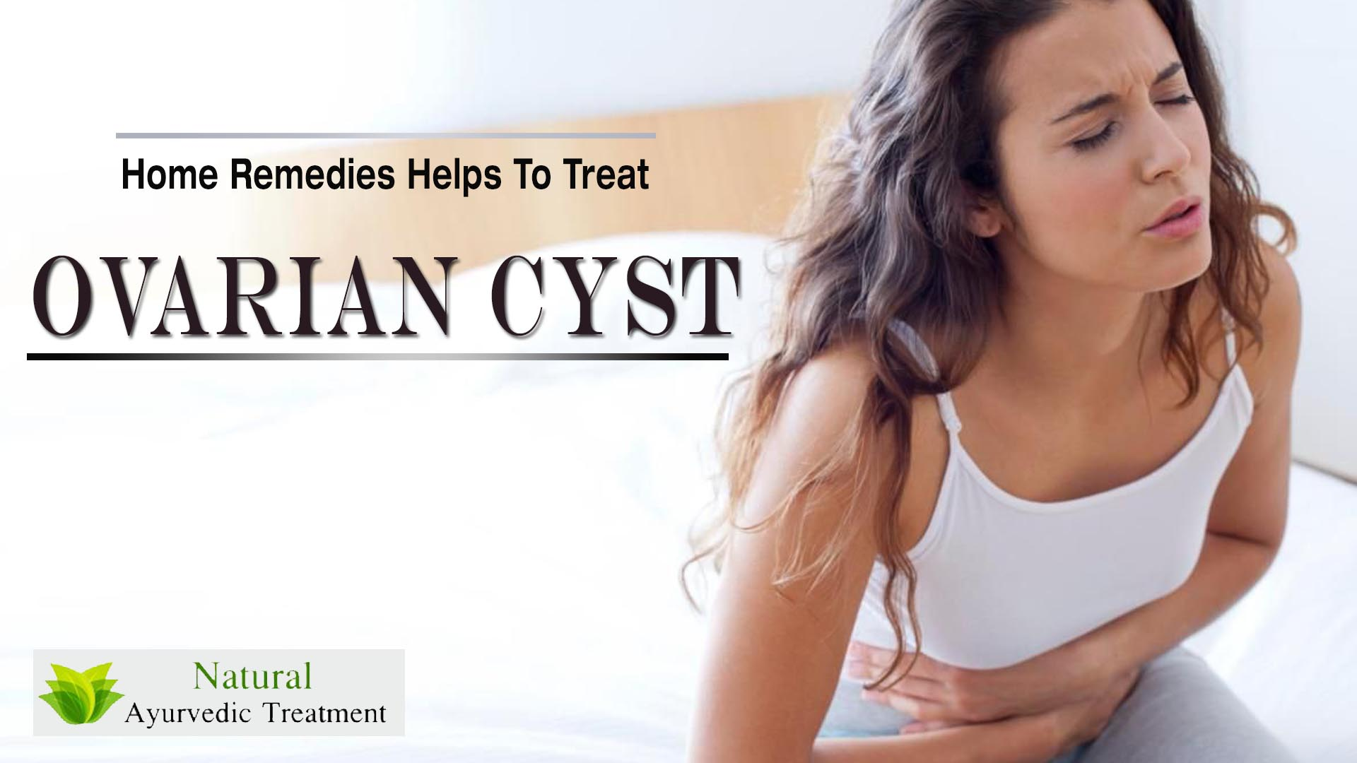 Is Home Remedies Helps To Treat Ovarian Cyst?
