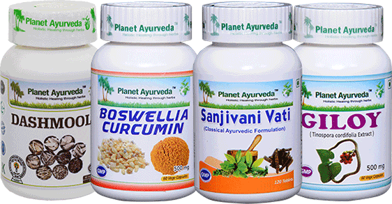 Herbal Supplements for Ehrlichiosis
